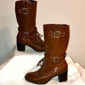 Sonoma Heeled Boots